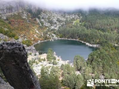 Espacio Natural Sierra de Urbión - Laguna Negra; senderismo en mallorca
